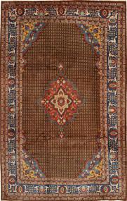 Koliai Teppe 203X323 Ekte Orientalsk Håndknyttet Mørk Brun/Brun (Ull, Persia/Iran)