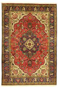 Tabriz Teppe 208X304 Ekte Orientalsk Håndknyttet (Ull, Persia/Iran)