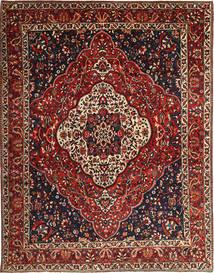 Bakhtiar Teppe 260X345 Ekte Orientalsk Håndknyttet Mørk Rød/Svart Stort (Ull, Persia/Iran)