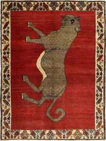Ghashghai Teppe 160X216 Ekte Orientalsk Håndknyttet (Ull, Persia/Iran)