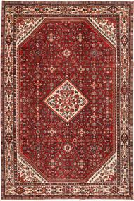 Hamadan Patina Teppe 212X324 Ekte Orientalsk Håndknyttet Mørk Rød (Ull, Persia/Iran)
