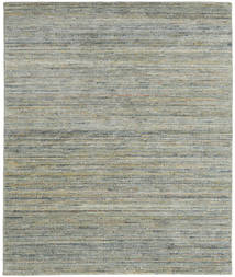Mazic - Green_Grey Teppe 190X240 Moderne Lys Grå/Mørk Grå (Ull, India)