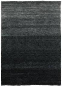 Gabbeh Up To Down Teppe 160X230 Moderne Svart/Mørk Grønn (Ull, India)