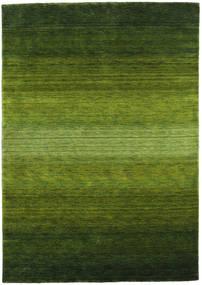 Gabbeh Rainbow - Grønn Teppe 160X230 Moderne Mørk Grønn/Olivengrønn (Ull, India)