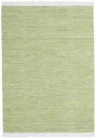Diamond Ull - Grønn Teppe 140X200 Ekte Moderne Håndvevd Lysgrønn (Ull, India)