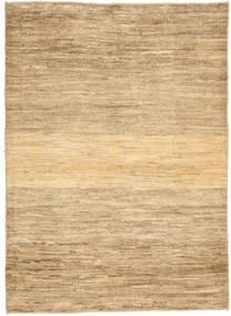 Gabbeh Persia Teppe 103X141 Ekte Moderne Håndknyttet Mørk Beige/Lysbrun (Ull, Persia/Iran)