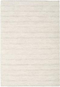 Kelim Long Stitch - Beige Teppe 160X230 Ekte Moderne Håndvevd Lys Grå/Beige (Ull, India)