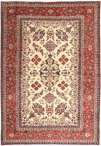 Najafabad Teppe 285X405 Ekte Orientalsk Håndknyttet Mørk Rød/Beige Stort (Ull, Persia/Iran)