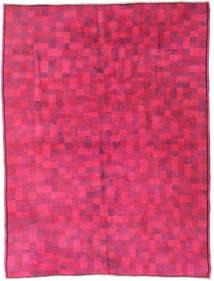 Colored Vintage Teppe 150X203 Ekte Moderne Håndknyttet Rosa (Ull, Tyrkia)