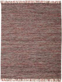 Vilma - Rød Mix Teppe 250X300 Ekte Moderne Håndvevd Lysbrun/Rosa Stort (Ull, India)
