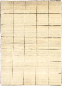 Gabbeh Persia Teppe 118X167 Ekte Moderne Håndknyttet Beige/Mørk Beige (Ull, Persia/Iran)