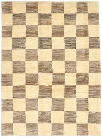 Gabbeh Persia Teppe 116X157 Ekte Moderne Håndknyttet Beige/Lysbrun/Mørk Beige (Ull, Persia/Iran)