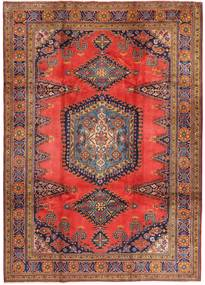 Wiss Teppe 214X336 Ekte Orientalsk Håndknyttet Mørk Rød/Brun (Ull, Persia/Iran)