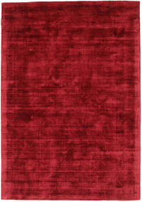 Tribeca - Mørk Rød Teppe 140X200 Moderne Mørk Rød/Rød ( India)