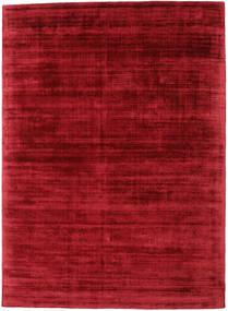 Tribeca - Mørk Rød Teppe 210X290 Moderne Rød/Mørk Rød ( India)