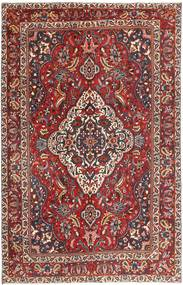 Bakhtiar Patina Teppe 200X315 Ekte Orientalsk Håndknyttet Mørk Rød/Mørk Brun (Ull, Persia/Iran)