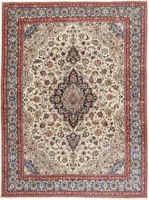Kashmar Patina Teppe 298X407 Ekte Orientalsk Håndknyttet Lys Grå/Mørk Rød Stort (Ull, Persia/Iran)