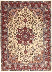 Kashmar Patina Teppe 250X340 Ekte Orientalsk Håndknyttet Mørk Rød/Beige Stort (Ull, Persia/Iran)