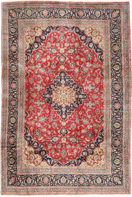 Kashmar Teppe 192X295 Ekte Orientalsk Håndknyttet Rust/Lysbrun (Ull, Persia/Iran)