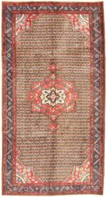 Koliai Teppe 160X300 Ekte Orientalsk Håndknyttet Teppeløpere Lysbrun/Brun (Ull, Persia/Iran)