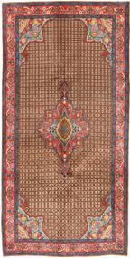 Koliai Teppe 158X320 Ekte Orientalsk Håndknyttet Brun/Mørk Brun (Ull, Persia/Iran)