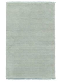 Handloom Fringes - Is Blå Teppe 160X230 Moderne Lys Blå (Ull, India)