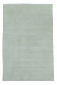 Handloom Fringes - Is Blå Teppe 200X300 Moderne Lys Blå (Ull, India)