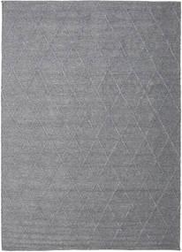 Svea - Charcoal Teppe 200X300 Ekte Moderne Håndvevd Lys Grå/Mørk Grå (Ull, India)