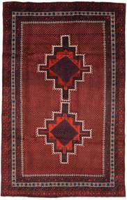 Ghashghai Teppe 182X285 Ekte Orientalsk Håndknyttet Mørk Rød/Mørk Brun (Ull, Persia/Iran)