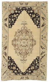 Taspinar Teppe 167X280 Ekte Orientalsk Håndknyttet Lysbrun/Mørk Beige (Ull, Tyrkia)