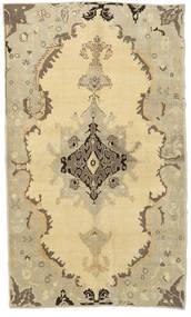 Taspinar Teppe 134X223 Ekte Orientalsk Håndknyttet Beige/Lysgrønn (Ull, Tyrkia)