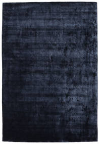 Brooklyn - Midnatt-Blå Teppe 200X300 Moderne Mørk Blå ( India)