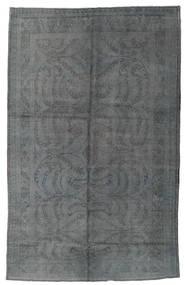 Colored Vintage Teppe 184X293 Ekte Moderne Håndknyttet Lys Blå/Lys Grå (Ull, Tyrkia)