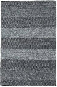 Folke - Denim Blå Teppe 250X350 Ekte Moderne Håndvevd Mørk Grå/Blå Stort (Ull, India)