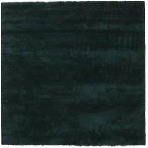New York - Mørk Grønn Teppe 250X250 Moderne Kvadratisk Mørk Turkis Stort (Ull, India)