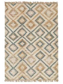 Patagonia Jute Teppe 170X240 Ekte Moderne Håndvevd Lys Grå/Beige ( India)