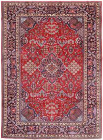 Joshaghan Teppe 278X388 Ekte Orientalsk Håndknyttet Mørk Lilla/Lys Grå Stort (Ull, Persia/Iran)