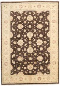 Ziegler Ariana Teppe 175X232 Ekte Orientalsk Håndknyttet Beige/Brun (Ull, Afghanistan)