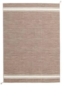 Ernst - Lys Brun/Off White Teppe 170X240 Ekte Moderne Håndvevd Lys Grå/Lysbrun (Ull, India)