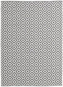 Torun - Grå/Neutral Teppe 170X240 Ekte Moderne Håndvevd Lyselilla/Lys Grå (Bomull, India)