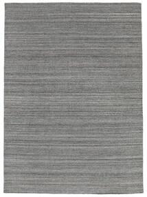 Petra - Dark_Mix Teppe 250X350 Ekte Moderne Håndvevd Lys Blå/Mørk Grå Stort ( India)