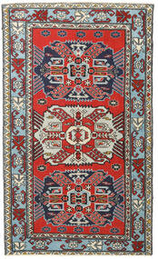 Ardebil Patina Teppe 118X196 Ekte Orientalsk Håndknyttet Mørk Blå/Lysbrun (Ull, Persia/Iran)