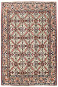 Keshan Patina Teppe 135X200 Ekte Orientalsk Håndknyttet Mørk Grå/Beige (Ull, Persia/Iran)