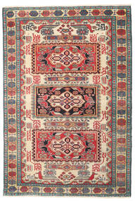 Ardebil Patina Teppe 105X157 Ekte Orientalsk Håndknyttet Mørk Grå/Brun (Ull, Persia/Iran)