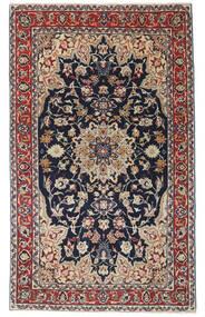 Najafabad Patina Teppe 101X170 Ekte Orientalsk Håndknyttet Mørk Lilla/Mørk Rød (Ull, Persia/Iran)