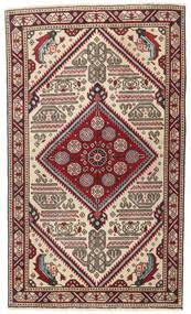 Tabriz Patina Teppe 80X135 Ekte Orientalsk Håndknyttet Mørk Brun/Beige (Ull, Persia/Iran)
