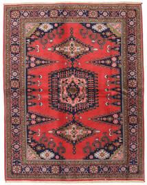 Wiss Teppe 166X212 Ekte Orientalsk Håndknyttet Mørk Rød/Svart (Ull, Persia/Iran)