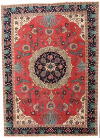 Ardebil Patina Teppe 232X315 Ekte Orientalsk Håndknyttet Rust/Mørk Rød (Ull, Persia/Iran)