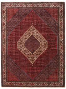 Bidjar Takab/Bukan Teppe 260X345 Ekte Orientalsk Håndknyttet Mørk Rød/Mørk Brun Stort (Ull, Persia/Iran)