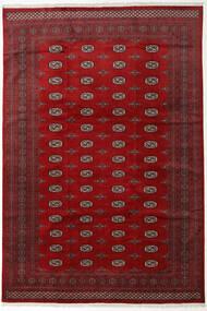 Pakistan Bokhara 2Ply Teppe 246X355 Ekte Orientalsk Håndknyttet Mørk Rød/Rød (Ull, Pakistan)